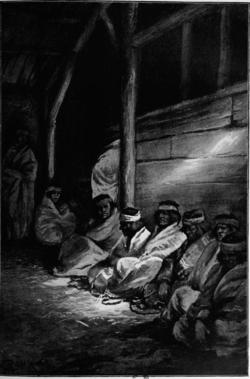 Verne - Les Naufragés du Jonathan, Hetzel, 1909, Ill. page 376