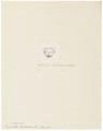 Vespertilio borbonicus - kop - 1700-1880 - Print - Iconographia Zoologica - Special Collections University of Amsterdam - UBA01 IZ20800075.tif