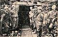 Vhod v gornji, starejši rov rudnika urana v Žirovskem vrhu 1969.jpg