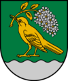 Coat of arms of Viļāni Municipality