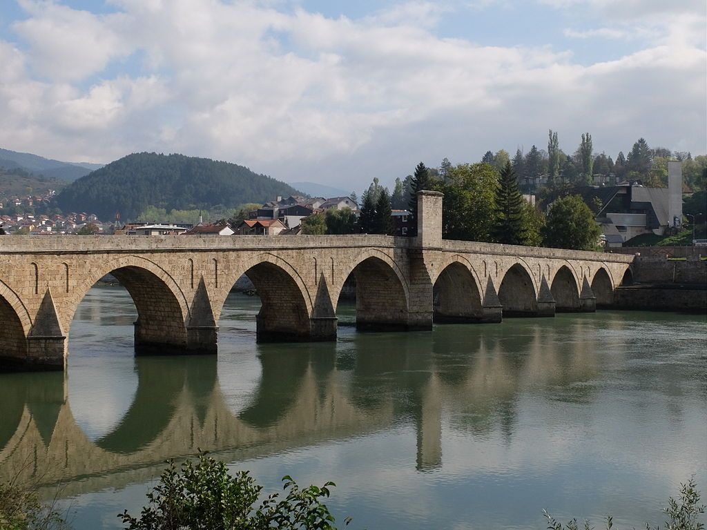 Višegrad (Drinabrücke)