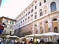 Via del Lavatore al Quirinale - Il mercato 0511-01.JPG