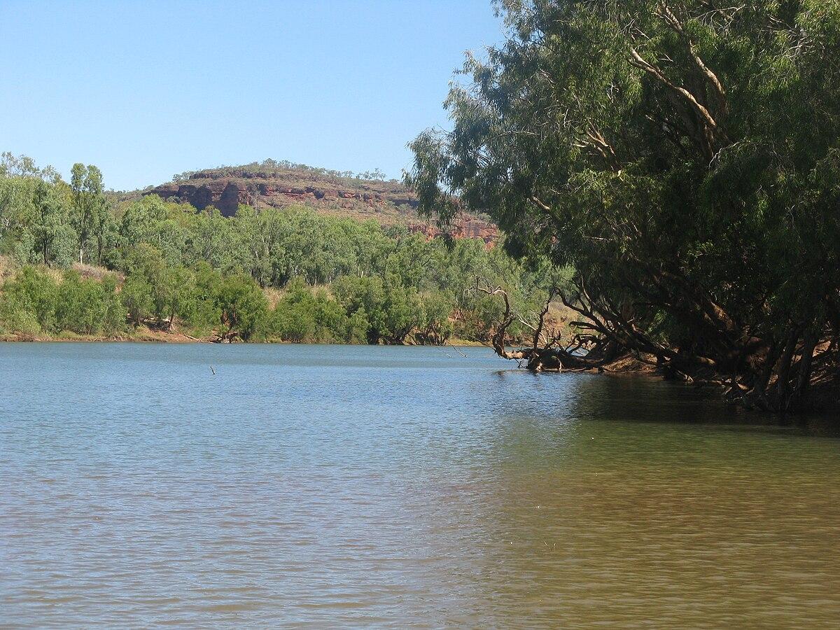River: Victoria River (Northern Territory)