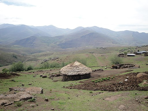 View from Lesotho village (5297237744)