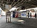 View in Ebisucho Station (Hankai Line).jpg