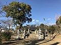 View of Nishikimachi Inari Shrine in Miyako, Miyako, Fukuoka 2.jpg