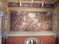 Vigadó. Listed ID 664. Staircase. Fresco. - Budapest, Hungary.JPG