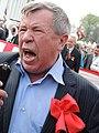 Viktor Anpilov,a Russian hardline Communist politician and trade unionist (2).jpg