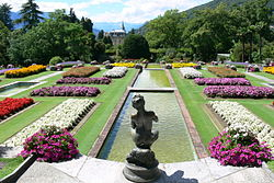 Giardini botanici di villa taranto wikivoyage guida - Giardini terrazzati immagini ...