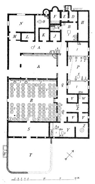 Plan Ville Vaison La Romaine