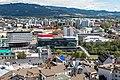 Villach Innenstadt Europaplatz 1 Congress Center über Drauterrassen 07092015 7200.jpg