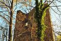 Villach Unterfederaun Burgruine Federaun Bergfried 20102008 22.jpg