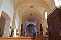 Villarrín de Campos, Iglesia de la Asunción de Nuestra Sra. Interior, 03.jpg