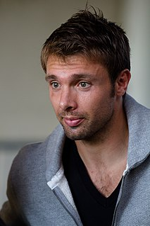 Vincent Clerc French rugby union player