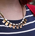 Vintage Gold Statement Necklace (19175222120).jpg