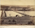 Virginia, Fredericksburg, Pontoon Bridge across the Rappahannock river. - NARA - 533306.tif