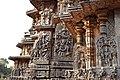 Vishnu in Varaha Avathara Hoysaleswara Temple Halebid (2).jpg