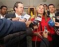 Visita a Ecuador de la Ministra de Asuntos Exteriores y de Cooperación del Reino de España, Trinidad Jiménez (5164534545).jpg