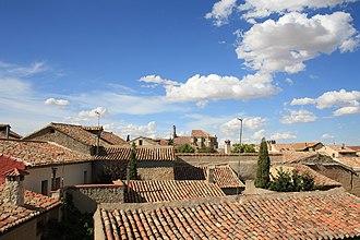 Urueña - Image: Vista de Urueña
