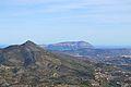 Vista del Montgó des de Bèrnia.JPG
