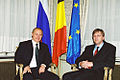 Vladimir Putin in Belgium 1-2 October 2001-2.jpg