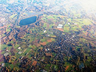 Ranst Municipality in Flemish Community, Belgium