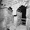 voormalig galmgat in de oostzijde van de toren onder de huidige bekapping. - alphen aan de maas - 20007531 - rce