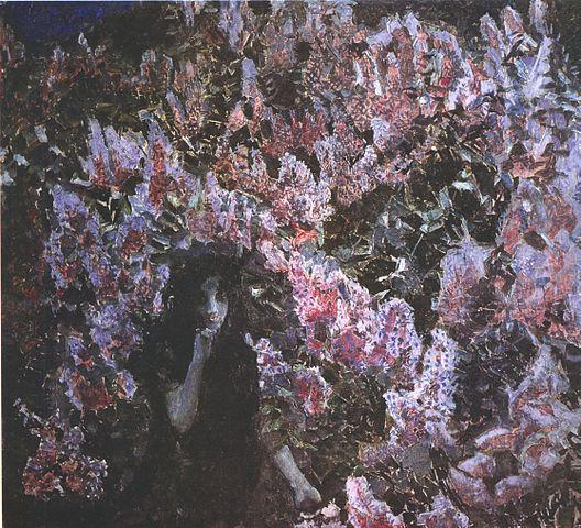 Сирень, 1900, Государственная Третьяковская галерея