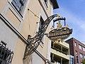 Würzburg - Juliusspital Weinstuben (Schild).JPG