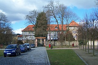 Stadtlengsfeld Ortsteil of Dermbach in Thuringia, Germany