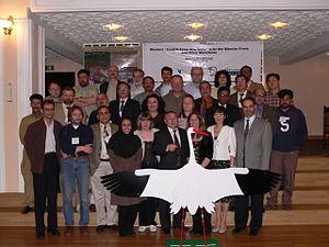 Siberian Crane Memorandum of Understanding - Launch of WCASN during Sixth Meeting of Signatories, Almaty, Kazakhstan, May 2007