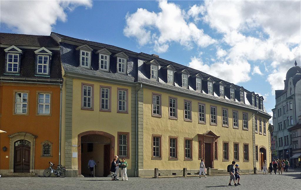 Weimar: Goethes Wohnhaus am Frauenplan