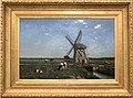 WLANL - Quistnix! - Museum Boijmans van Beuningen - schilderij met molen, Jan Hendrik Weissenbruch.jpg