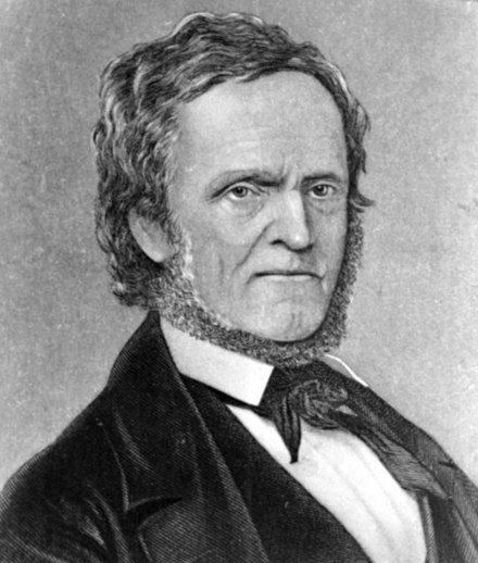 William Lyon Mackenzie, founder of the Republic of Canada, and later advocate of Canadian annexation into the United States
