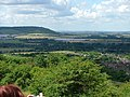 Wain Hill and Chinnor beyond from Kopp Hill on the Ridgeway - geograph.org.uk - 508445.jpg