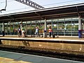 Waiting for the train at Luton Airport Parkway - geograph.org.uk - 1940785.jpg
