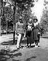 Walk, walkway, spring, women Fortepan 15410.jpg
