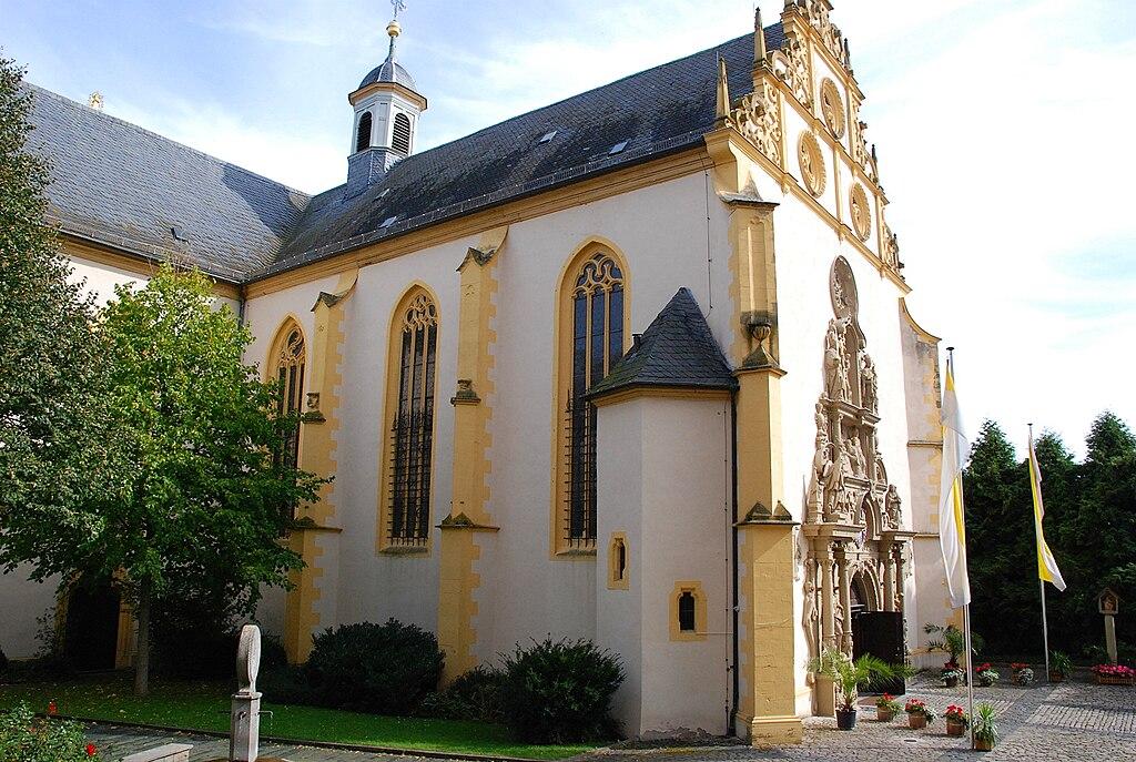 File:Wallfahrtskirche Maria im Sand in Dettelbach.jpg - Wikimedia ...
