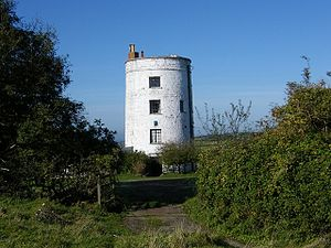 Walton, Somerset - Image: Walton windmill