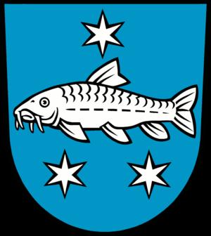 Lübbenau - Image: Wappen Luebbenau
