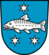 Coat of arms of Lübbenau/Lubnjow