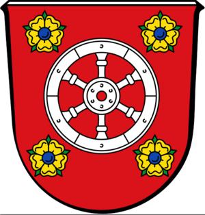 Rosenthal, Hesse - Image: Wappen Rosenthal (Hessen)