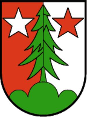 Schröcken - Image: Wappen at schroecken