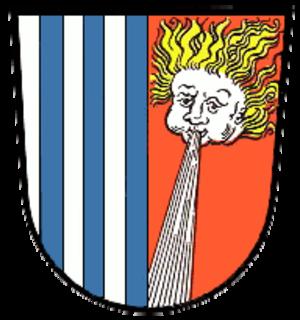 Markt Nordheim - Image: Wappen von Markt Nordheim