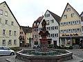 Wappenbrunnen Marktplatz Weil der Stadt.jpg