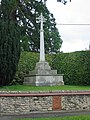 War Memorial, Ardington - geograph.org.uk - 267702.jpg