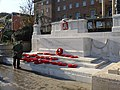 War memorial in the Garden of Remembrance, Norwich - geograph.org.uk - 357681.jpg