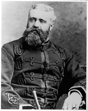 Correctional Service of Canada - Warden Samuel L. Bedson, Manitoba Penitentiary(1880)