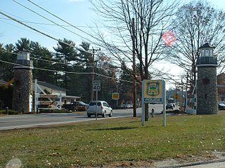 Wareham, Massachusetts Town in Massachusetts, United States