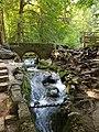 Wasserfall von oben an den Uracher Wasserfällen.jpg